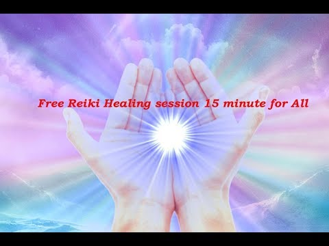 free reiki healing session 15 minute for all by adhyatmik vikas