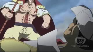 [One Piece]  Whitebeard vs Akainu [Full Fight]