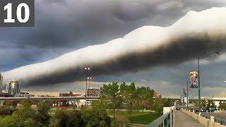 Top 10 Unreal Cloud Formations