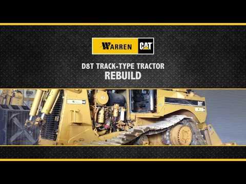 Caterpillar Certified Rebuild & Machine Rebuilding Services