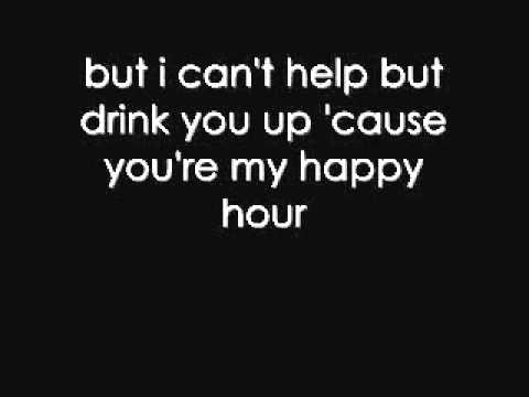 Cheryl Cole ft. Rihanna - Happy Hour Lyrics (New Song 2011)