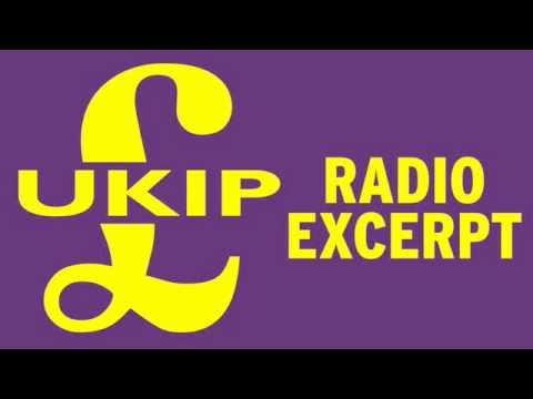 UKIP Leader Nigel Farage, Economic policy, Victoria Derbyshire, BBC Radio 5 live, 05 07 13