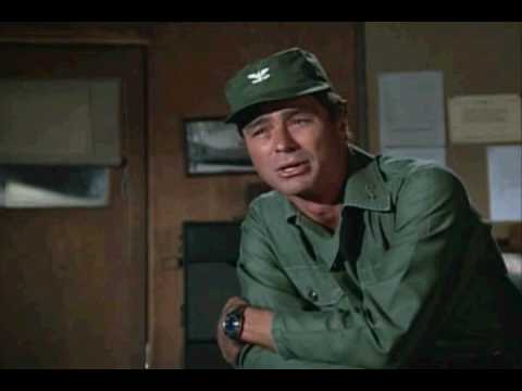Remembering Edward Winter as Col Flagg