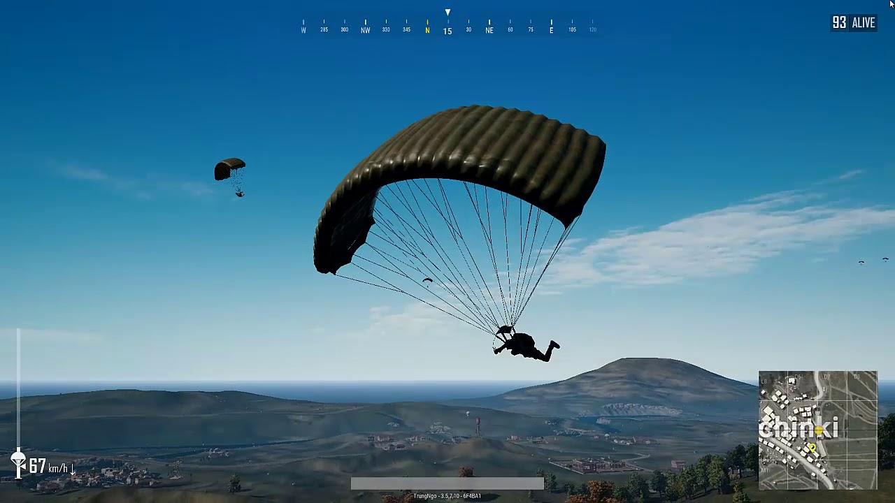 Hướng dẫn cách tải, cách chơi pubg – cách chơi battleground cơ bản, mới nhất 2018