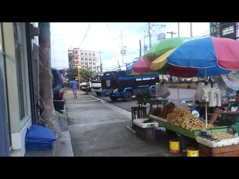 Tricycles in Pagadian City
