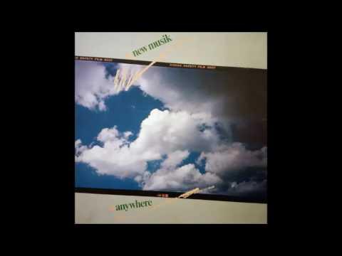 New Musik - Anywhere  /1981 LP Album