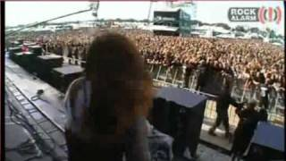 WALLS OF JERICHO - A Trigger Full Of Promises (Wacken 2009 live)
