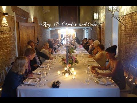 Kay & Chad's Grand Canal Wedding I Venice, Italy