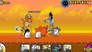 5 minutes of delinquent cat    Battle Cats 26#