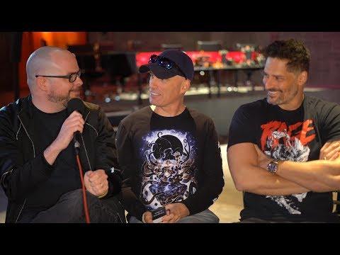 Joe Manganiello and Chris Perkins talk Avernus and Arkhan | D&D Beyond