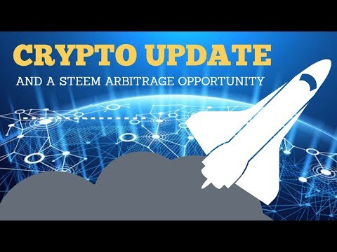 Steem Arbitrage Opportunity - Ripple Can Freeze Your Coins - Markets Don't Make Sense - And More