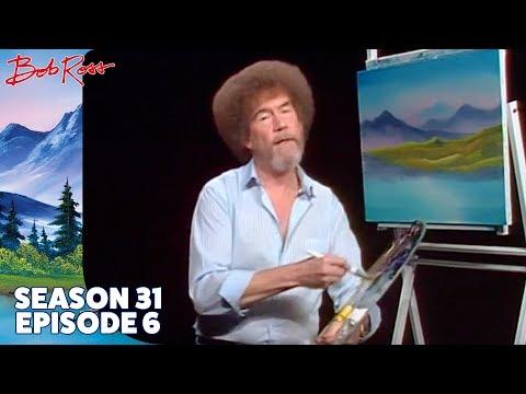 Bob Ross - View from Clear Creek (Season 31 Episode 6)