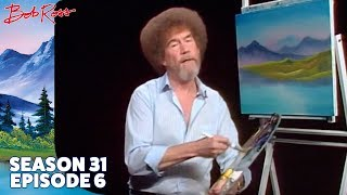 Bob Ross - View from Clear Creek (Season 31 Episode 6)