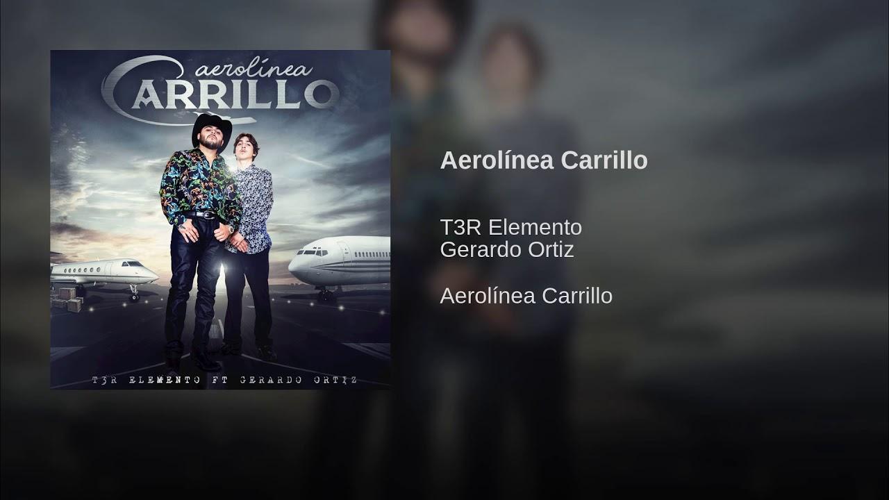 Aerolínea Carrillo #1