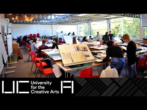UCA - Studying Architecture & Interior Design