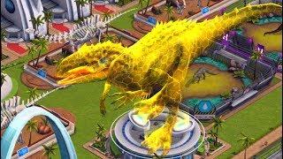 Jurassic World: Das Spiel #193 Indominus Rex Abzeichenlevel!! [60FPS/HD] | Marcel