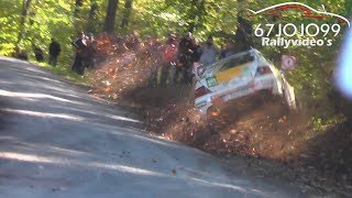 Jmc rallye hautes fagnes 2017 | mistakes max attack | hd