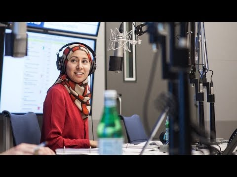 Global Journalist: Trump's Islam rhetoric tested NPR reporter Khalid