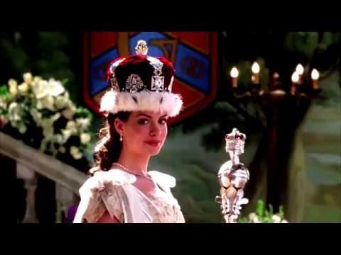 Музыка из фильма дневники принцессы