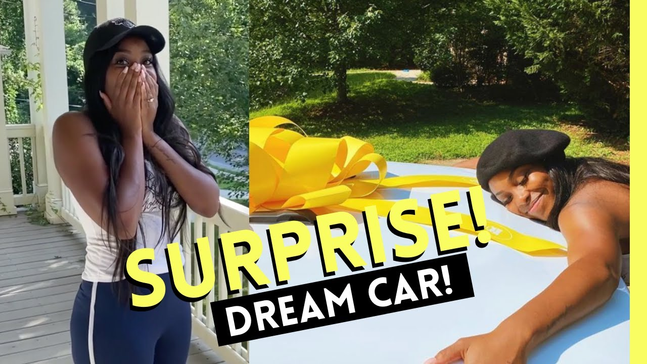I Surprised Lauren with her Dream Car | Hanging with the Hamiltons