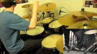 The Killers - Mr. Brightside (Drum Cover)