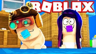 WE HAVE CHILDREN ON ROBLOX!!