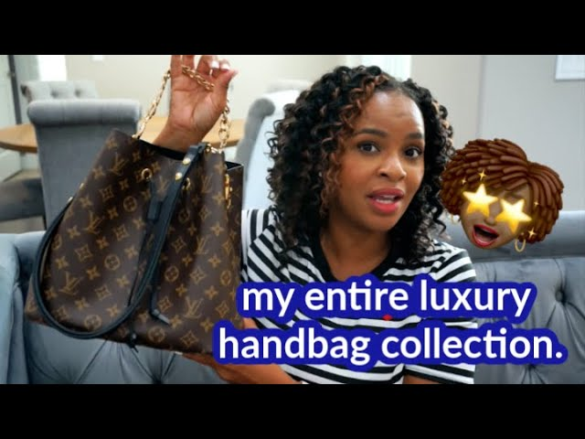 Luxury Handbag Collection 2020 | Louis Vuitton, YSL, Gucci, Givenchy