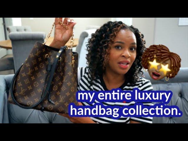 Luxury Handbag Collection 2020   Louis Vuitton, YSL, Gucci, Givenchy