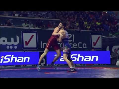 Артём Сурков   самый результативный борец Кубка Мира по греко римской борьбе 2017