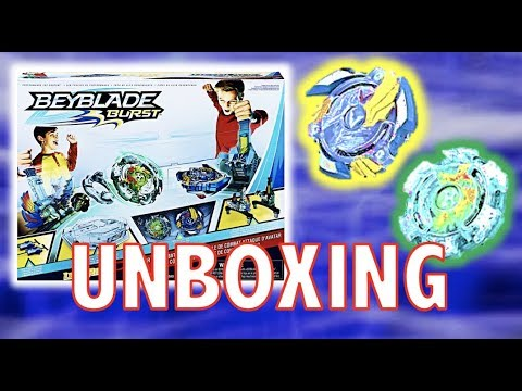 Finally a Stadium That Allows Cheating! | Hasbro Beyblade Avatar Attack Battle Set Unboxing!