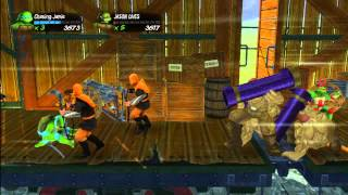 Teenage Mutant Ninja Turtles: Turtles in Time Re-Shelled on Xbox 360, Full Playthrough