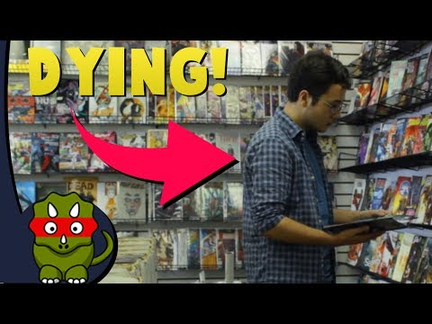 My Biggest Problem With Comic Book Stores