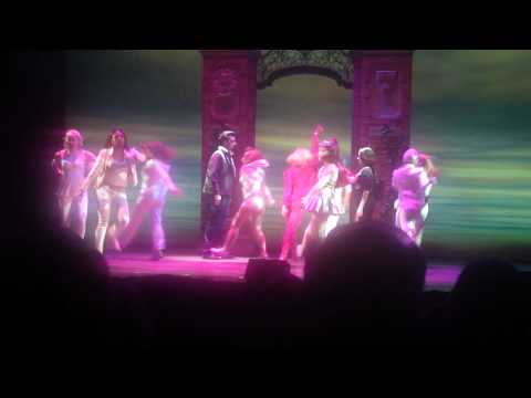 Positive Legally Blonde National Tour