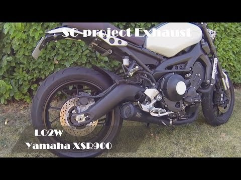 Top 10 Full Exhaust Sound Yamaha XSR 900 Akrapovic Zard LeoVince Termignoni Arrow SC Project