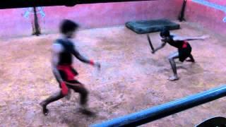 Kalari Payattu martial arts, B