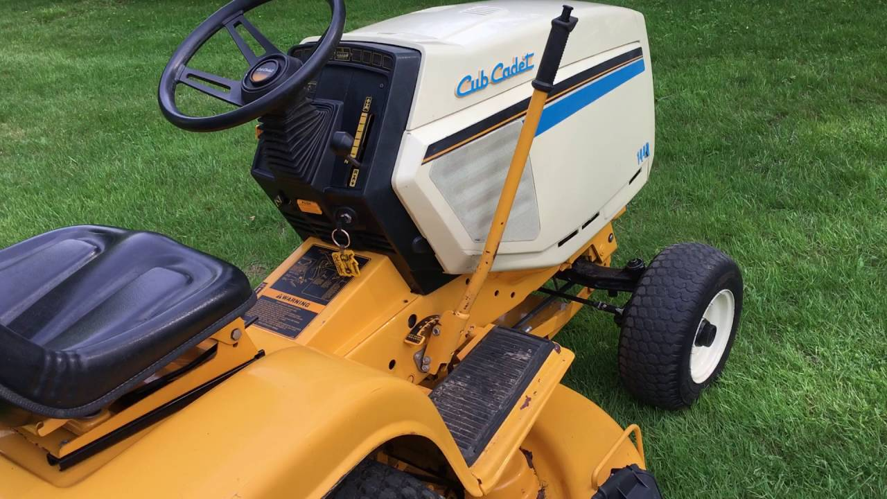 cub cadet 1440 lawn tractor cub cadet lawn tractors cub cadet lawn tractors tractorhd mobi [ 1280 x 720 Pixel ]
