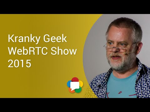 On-stage: Building a WebRTC app