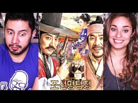 DETECTIVE K: SECRET OF THE LIVING DEAD | Wacky Korean Trailer Reaction!