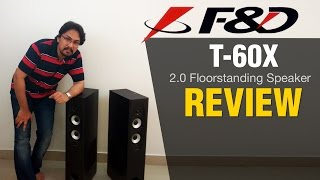 Ф&д T60X Fenda коментар спікера