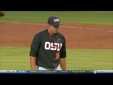 Oregon State Baseball Game Highlights: 5/18/18 vs. USC