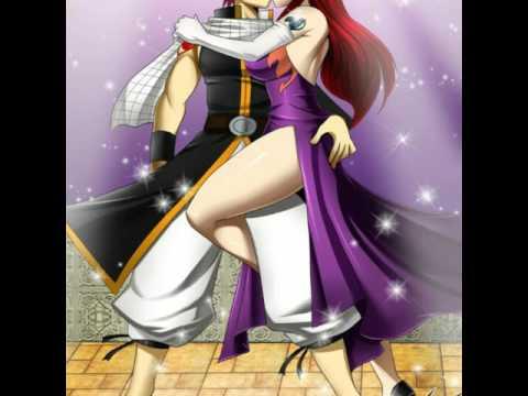 Fairy tail natsu x erza