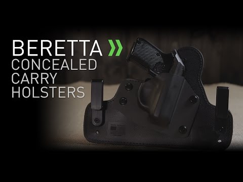Beretta Concealed Carry Holsters by Alien Gear Holsters