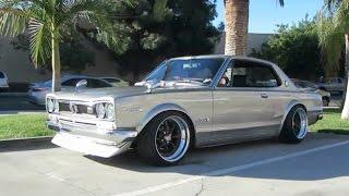 "1971 Nissan Skyline ""Hakosuka"" 2000GT-X"