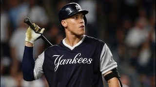 Aaron Judge 2018 Highlights