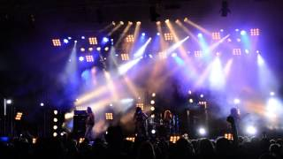 Evil Invaders live (full concert) in Devilstone 2014