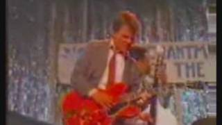 Johnny B. Goode. Michael J. Fox - Chuck Berry. Summer Jamboree 2009 - Senigallia, It.