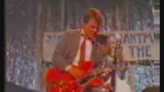 Johnny B. Goode. Michael J. Fox - Chuck Berry. Summer Jamboree 2009 - Senigallia, It.