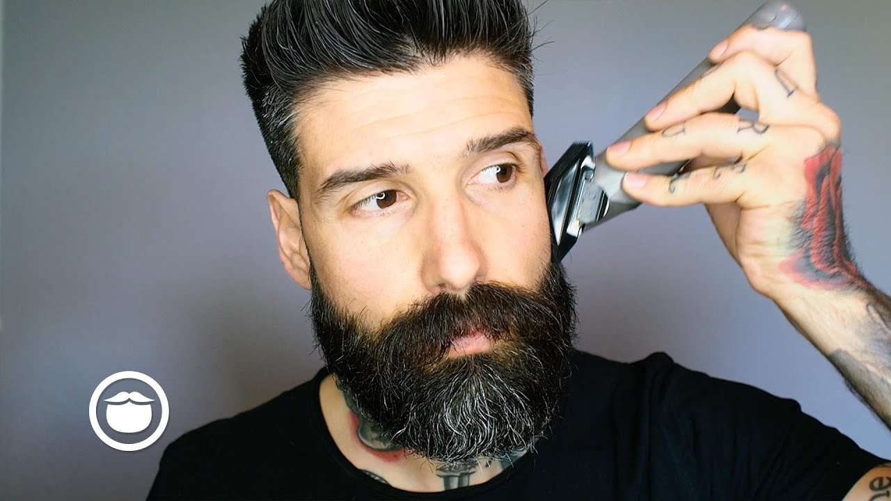 how to trim your beard at home youtube. Black Bedroom Furniture Sets. Home Design Ideas