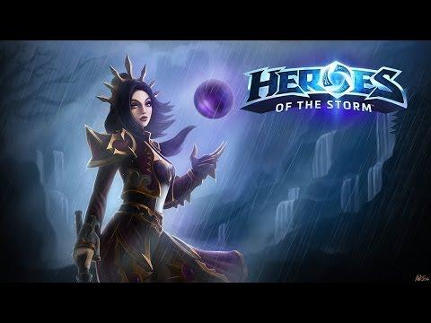 видео: Ли-Мин мечтает о морозе - Лига героев в heroes of the storm