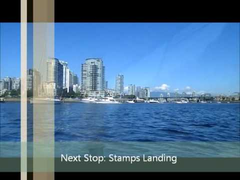 False Creek Ferries - Maritime Museum to Science World // Olympic Village